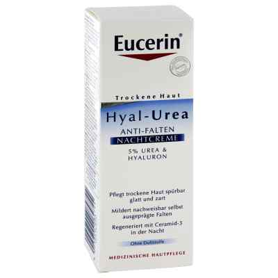 Eucerin Th Hyal Urea Anti Falten Nachtcreme  bei apolux.de bestellen