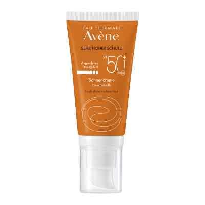 Avene Sunsitive Sonnencreme Spf 50+ ohne Duftst.  bei apolux.de bestellen
