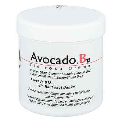 Avocado B 12 Creme  bei apolux.de bestellen