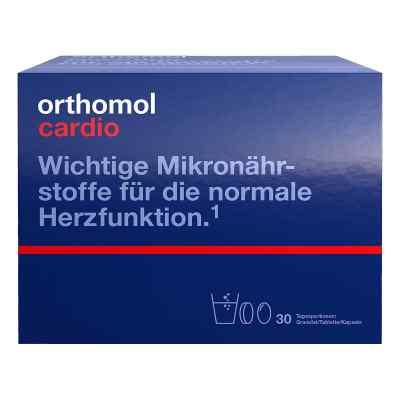 Orthomol Cardio Granulat + Kapseln 30 Kombipackung  bei apolux.de bestellen