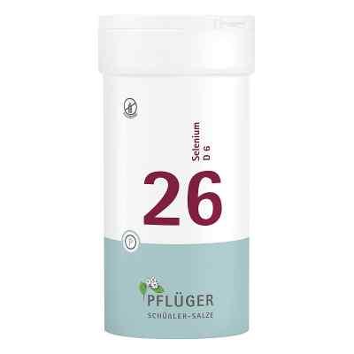 Biochemie Pflüger 26 Selenium D 6 Tabletten  bei apolux.de bestellen