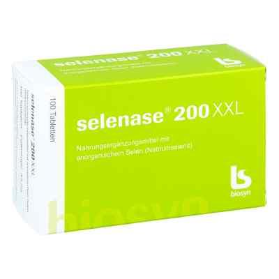 Selenase 200 Xxl Tabletten  bei apolux.de bestellen