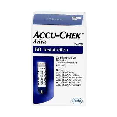 Accu Chek Aviva Teststreifen Plasma Ii  bei apolux.de bestellen