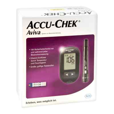 Accu Chek Aviva Iii Set mg/dl  bei apolux.de bestellen