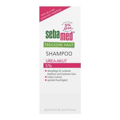 Sebamed Trockene Haut 5% Urea akut Shampoo  bei apolux.de bestellen