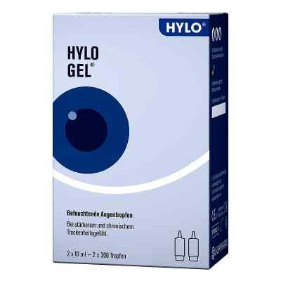 Hylo-gel Augentropfen  bei apolux.de bestellen