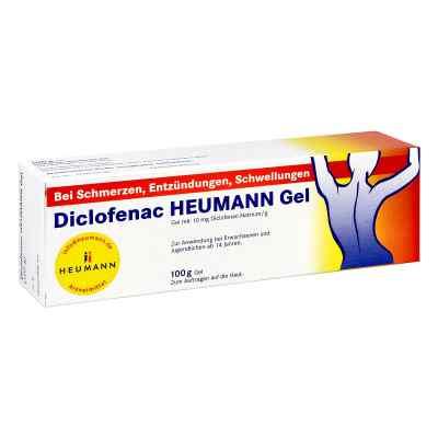Diclofenac Heumann  bei apolux.de bestellen