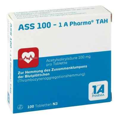 ASS 100-1A Pharma TAH  bei apolux.de bestellen