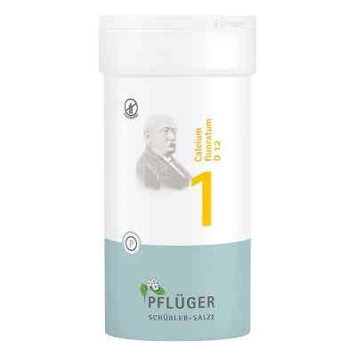 Biochemie Pflüger 1 Calcium fluor.D 12 Tabletten  bei apolux.de bestellen