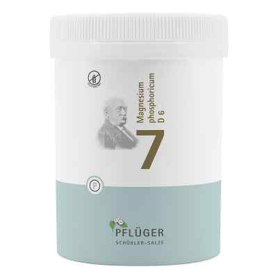 Biochemie Pflüger 7 Magnesium phosphoricum D  6 Tabletten  bei apolux.de bestellen