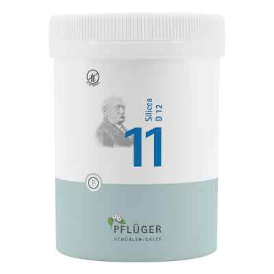 Biochemie Pflüger 11 Silicea D 12 Tabletten  bei apolux.de bestellen