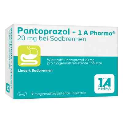 Pantoprazol-1A Pharma 20mg bei Sodbrennen  bei apolux.de bestellen