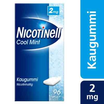 Nicotinell Kaugummi 2 mg Cool Mint (Minz-Geschmack)  bei apolux.de bestellen