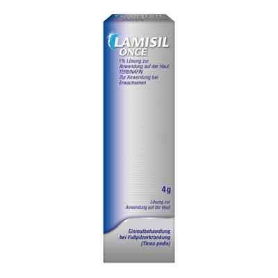 Lamisil Once 1% zur Anwendung auf der Haut  bei apolux.de bestellen