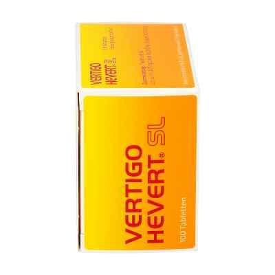 Vertigo Hevert Sl Tabletten  bei apolux.de bestellen
