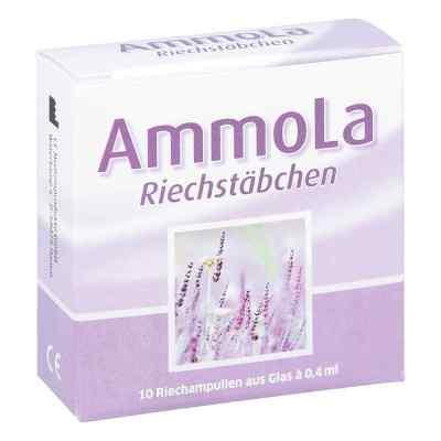 Ammola Riechstäbchen Riechampullen  bei apolux.de bestellen