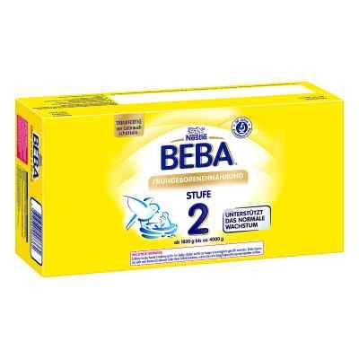 Nestle Beba Frühgeborenen Nahrung Stufe 2  bei apolux.de bestellen
