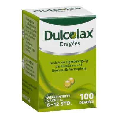 Dulcolax Dragées Dose bei Verstopfung  bei apolux.de bestellen