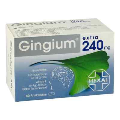 Gingium extra 240mg  bei apolux.de bestellen