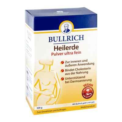 Bullrichs Heilerde Pulv.z.einnehmen und Auftragen  bei apolux.de bestellen