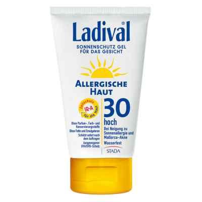 Ladival allergische Haut Gel Gesicht Lsf 30  bei apolux.de bestellen