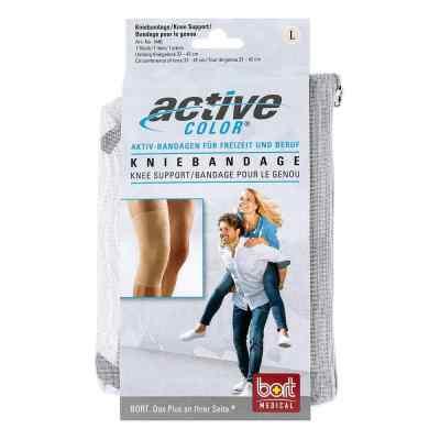 Bort Activecolor Kniebandage large haut  bei apolux.de bestellen
