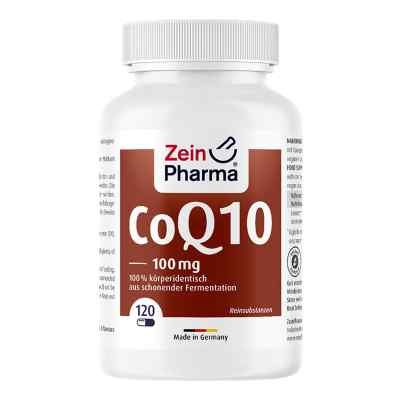 Coenzym Q10 100 mg Kapseln  bei apolux.de bestellen