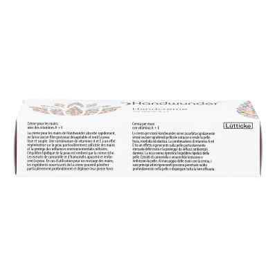 Handwunder Handcreme mit Vitamine A+e  bei apolux.de bestellen