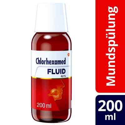 Chlorhexamed Fluid 0,1%, mit Chlorhexidin  bei apolux.de bestellen
