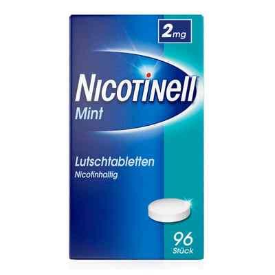 Nicotinell Lutschtabletten 2 mg Mint  bei apolux.de bestellen
