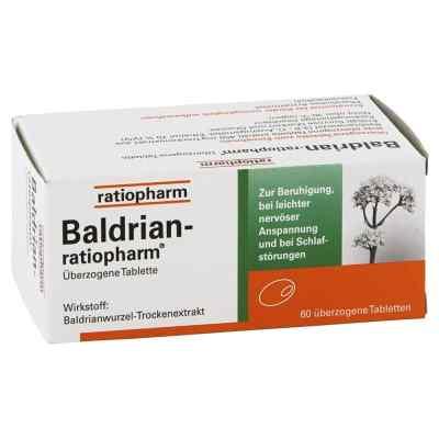 Baldrian Ratiopharm überzogene Tabletten  bei apolux.de bestellen