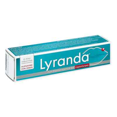 Lyranda Kautabletten  bei apolux.de bestellen