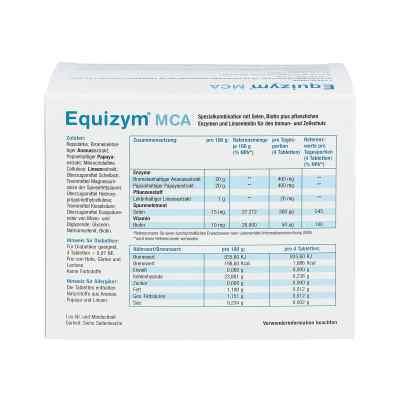 Equizym Mca Tabletten  bei apolux.de bestellen