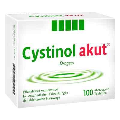 Cystinol akut Dragees  bei apolux.de bestellen