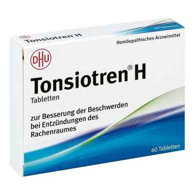 Tonsiotren H Tabletten  bei apolux.de bestellen