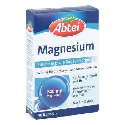 Abtei Magnesium Kapseln  bei apolux.de bestellen