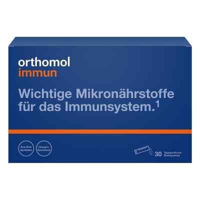 Orthomol Immun Direktgranulat Orange  bei apolux.de bestellen
