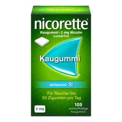 Nicorette 2mg whitemint  bei apolux.de bestellen