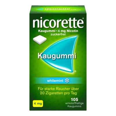 Nicorette 4mg whitemint  bei apolux.de bestellen