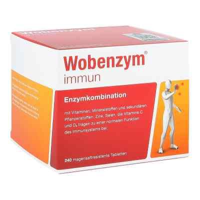Wobenzym immun Tabletten  bei apolux.de bestellen