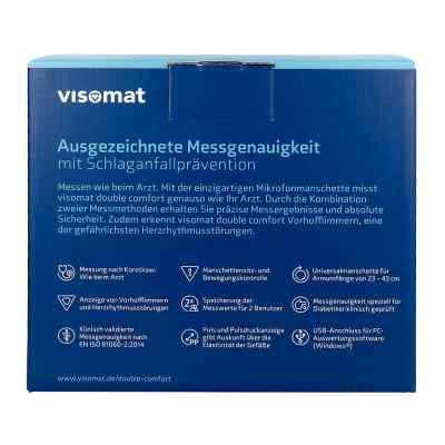 Visomat double comfort Oberarm Blutdruckmessger.  bei apolux.de bestellen