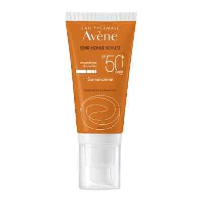 Avene Sunsitive Sonnencreme Spf 50+  bei apolux.de bestellen