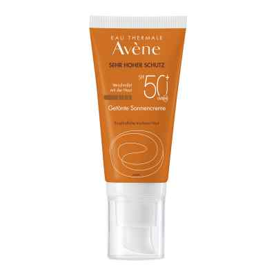 Avene Sunsitive Sonnencreme Spf 50+getönt  bei apolux.de bestellen