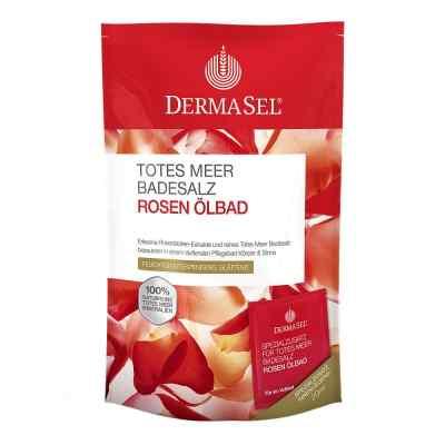 Dermasel Totes Meer Badesalz+rose Spa  bei apolux.de bestellen