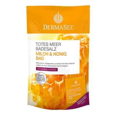 Dermasel Totes Meer Badesalz+milch&honig Spa  bei apolux.de bestellen