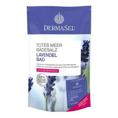 Dermasel Totes Meer Badesalz+lavendel Spa  bei apolux.de bestellen