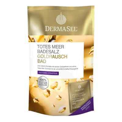 Dermasel Totes Meer Badesalz+gold Exklusiv  bei apolux.de bestellen