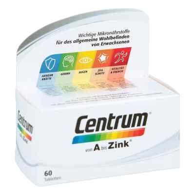 Centrum A-zink+floraglo Lutein Caplette  bei apolux.de bestellen
