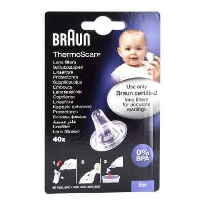 Braun Thermoscan Schutzkappen Lf 40  bei apolux.de bestellen