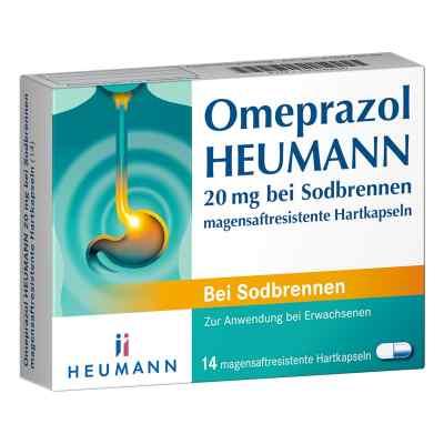 Omeprazol Heumann 20mg bei Sodbrennen  bei apolux.de bestellen